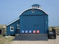 Lifeboat House, Blakeney Point - photo by Mike Page